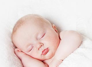 Citlivá pleť novorodencov